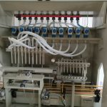 腐蚀性液体灌装线,Harpic液体灌装线,马桶清洁剂灌装机