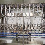 玻璃清洁剂灌装机地板清洁剂液体灌装机液体肥皂灌装机