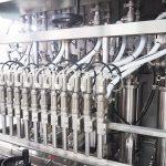 乳液灌装机瓶装奶油灌装机