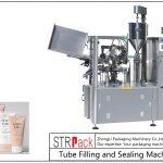 SFS-100塑料管灌装封尾机