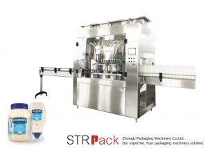 STRRP转子泵灌装机
